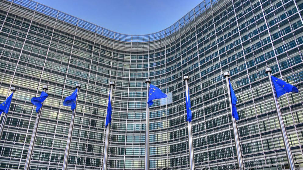Foto: El edificio que alberga la Comisión Europea en Bruselas. (Glyn Lowe)
