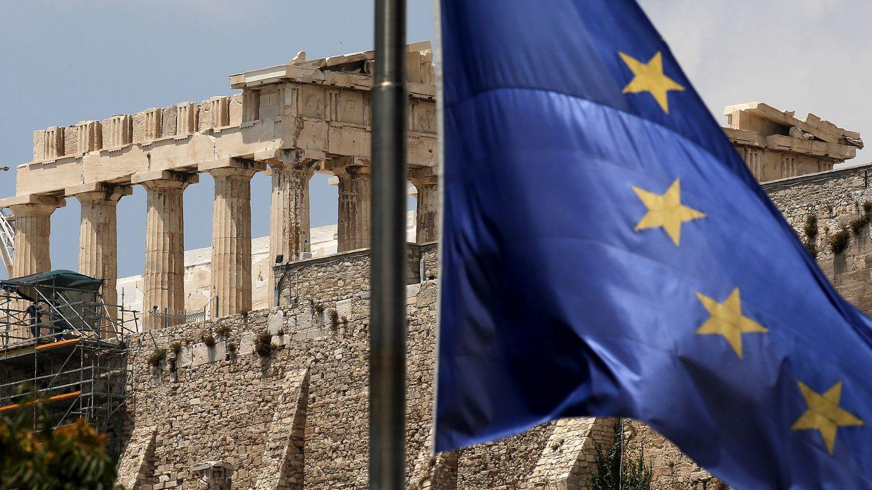 La Acrópolis castrada y el final de la revolución griega