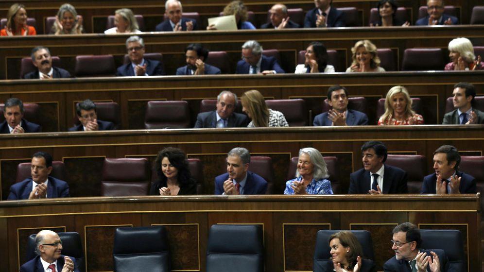 Foto: Pleno en el Congreso de los Diputados (EFE)