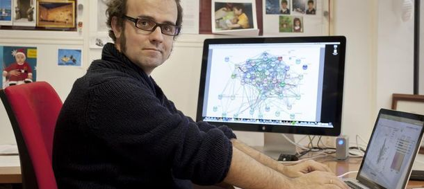 Foto: Un español, entre los 40 investigadores jóvenes más importantes del mundo