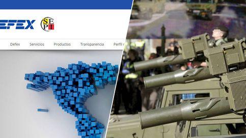 En busca de los vendedores de armas de Defex que desaparecieron del mapa