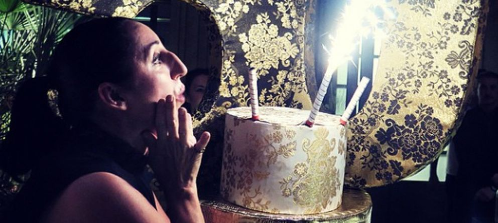 Foto: Rossy de Palma celebra los 50 con una fiesta por todo lo alto