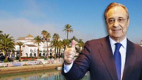 Forentino Pérez se compra una mansión en el Puerto de Santa María
