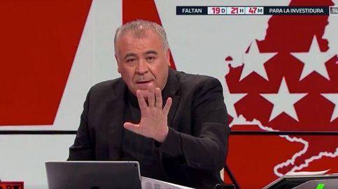 Ferreras, muy crítico con el Gobierno: Le han temblado las piernas con Ayuso
