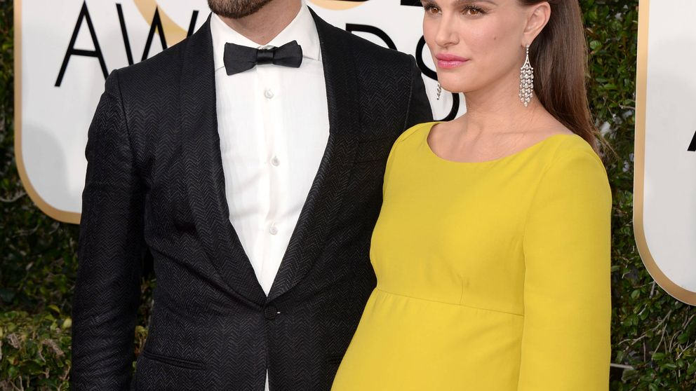 Natalie Portman, de nuevo mamá