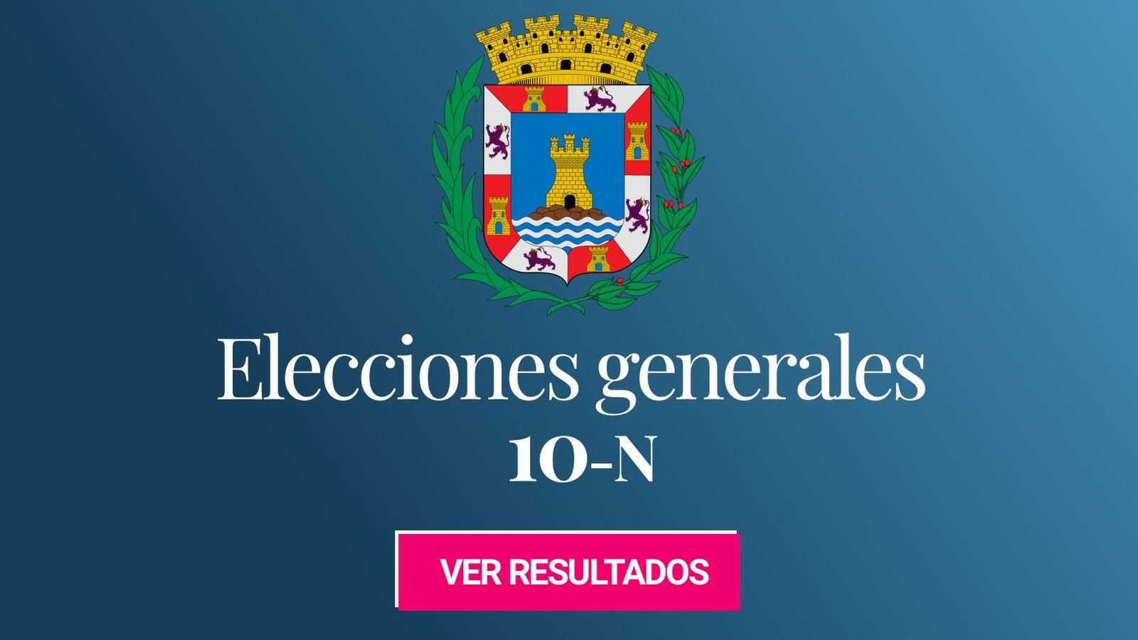 Foto: Elecciones generales 2019 en Cartagena. (C.C./EC)