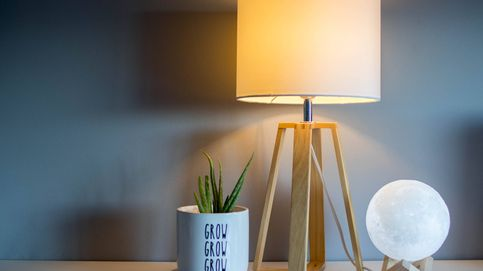 Encendidas o apagadas, estas lámparas de Zara Home son perfectas para tu salón
