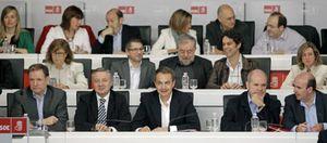 Blanco, Rubalcaba, Chaves e Iglesias conocían la decisión del presidente