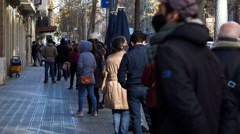 La positividad se duplica en Murcia, Andalucía y Castilla y León