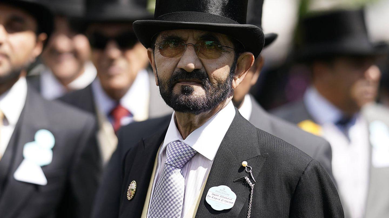 El emir de Dubái, en una imagen de archivo. (Getty)