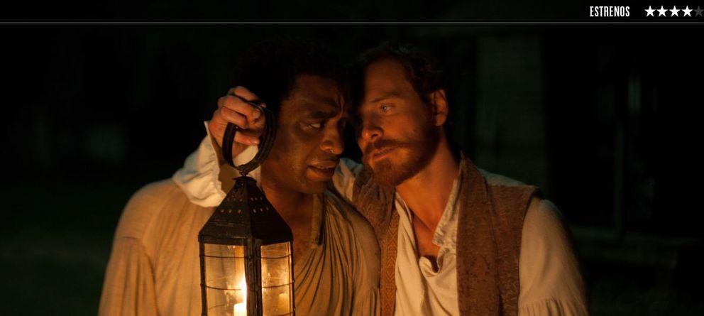 Foto: Escena de '12 años de esclavitud'