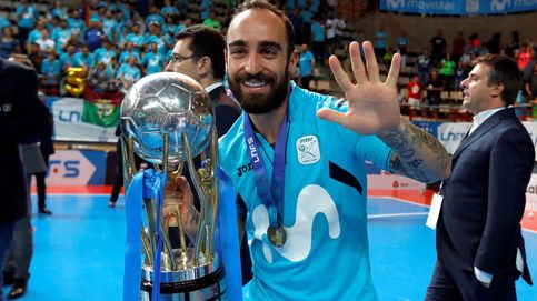 Ricardinho se va a Francia: la liga española pierde al mejor jugador de fútbol sala