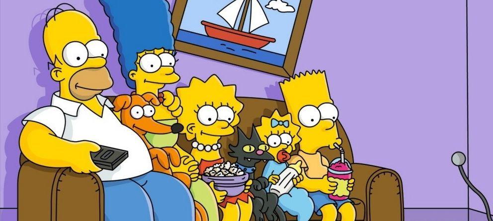 Foto: 'Los Simpsons' (Antena 3)