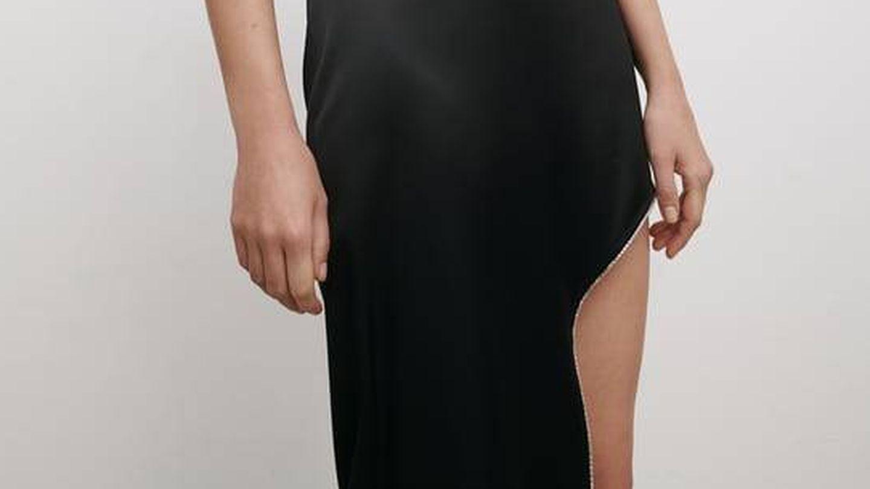Faldas elegantes y sensuales de Zara. (Cortesía)