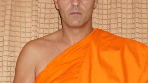 Frank Cuesta se convierte en monje tibetano