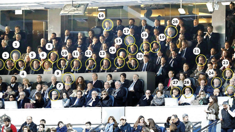 De los palcos del Bernabéu a la muerte de Ángel Nieto: lo más leído del año 2017
