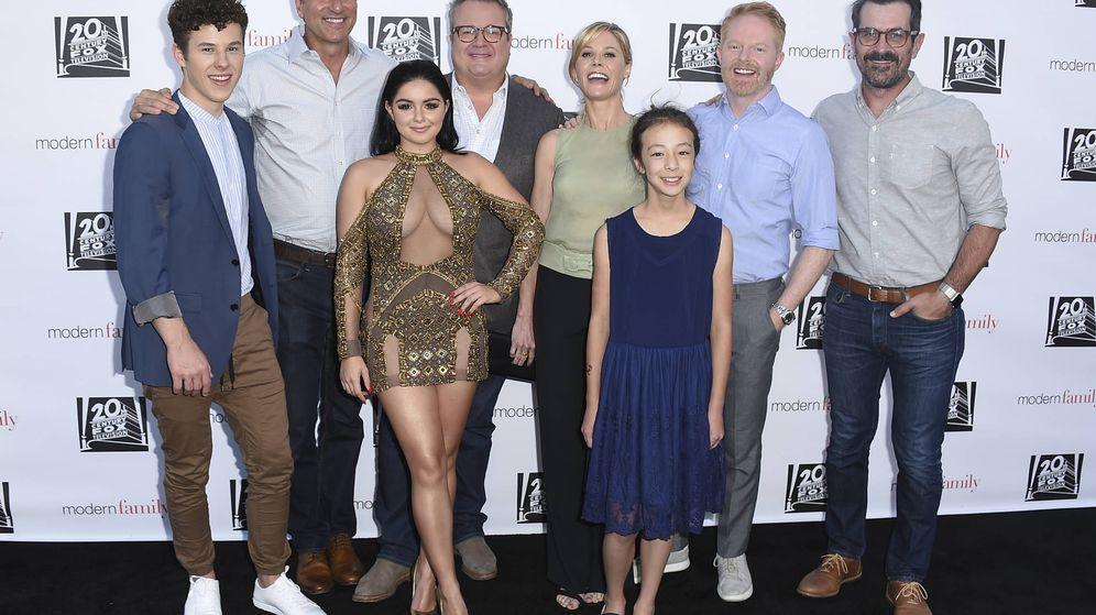 series fox espa 241 a estrena la novena temporada de modern family el s 225 bado 14 noticias de series tv