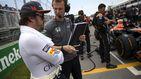 El drama de Alonso según Honda: El presidente no les apoya nada; es grave