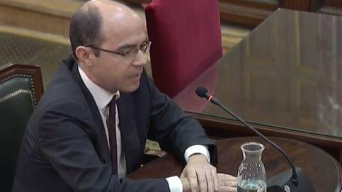 El técnico de Hacienda con Montoro deja en el aire la malversación del referéndum