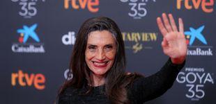 Post de El emocionante discurso de Ángela Molina, Goya de Honor: