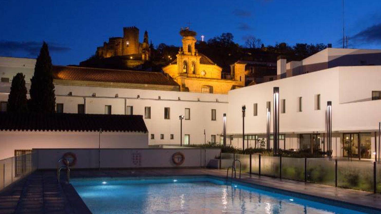 El Convento Aracena está en pleno casco histórico. (Foto: Cortesía)