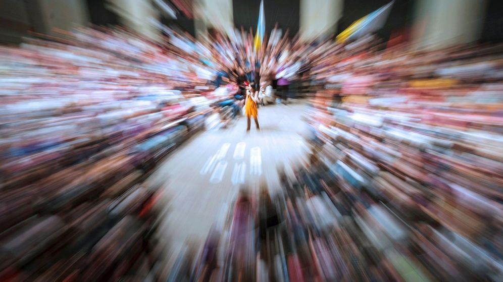 Foto: Acto de Unidas Podemos en Las Palmas. (EFE)