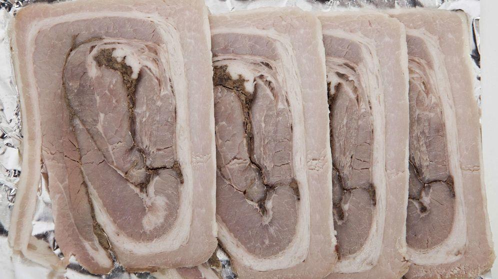 Foto: Rullepolse, un tipo de carne que causó un brote de listeria en Dinamarca en 2014. (Reuters)