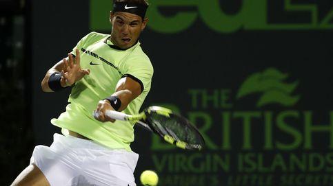 La final de Miami, otro asalto con Federer para ver si Nadal recupera su aura