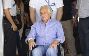 Foto: Palomo Linares recibe el alta