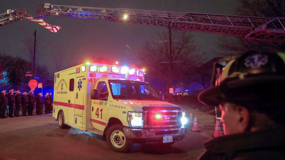 Tiroteo en un hospital de Chicago (EEUU): dos mujeres y un policía muertos