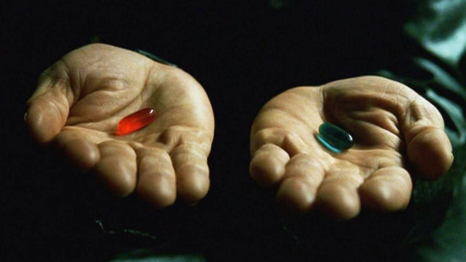 Foto: La elección de Neo: ¿quieres saber la verdad o no?