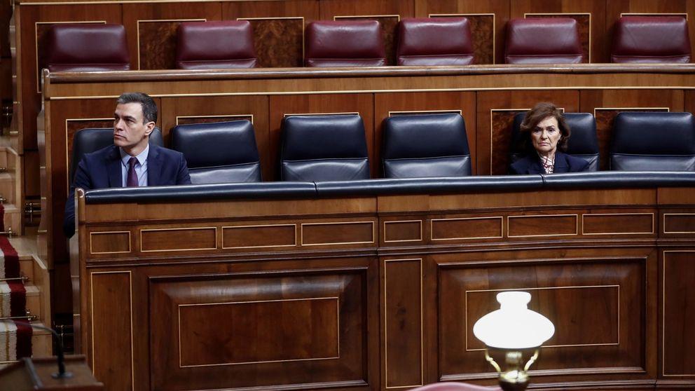 Moncloa negocia con el PNV y barones del PP ceder competencias para salvar la alarma