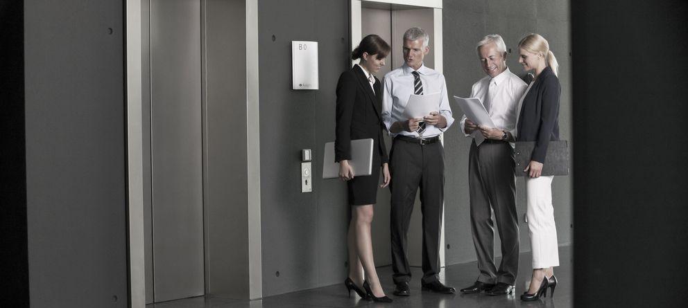 Foto: Para construir un buen 'networking' hay que incidir más en lo personal que en lo estrictamente profesional. (Corbis)