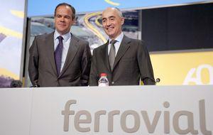 Ferrovial compra 1,7 millones de acciones propias por 26,65 millones