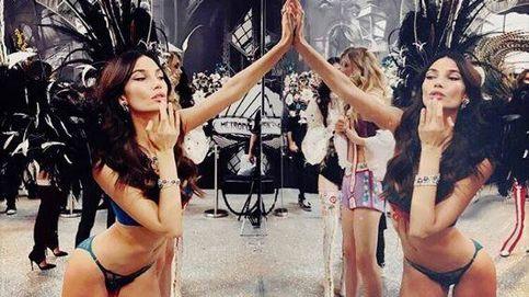 El backstage del desfile de Victoria's Secret: las modelos presumen de amistad en Instagram