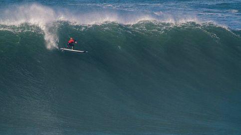 Sin palabras: la gigantesca ola que catapultó a Natxo González