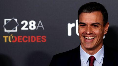 Debate en RTVE, en directo |  Los cuatro líderes ya están en Prado del Rey