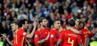 Post de Lista de la Selección española: Isco, Cazorla y Oyarzábal, las novedades de Luis Enrique