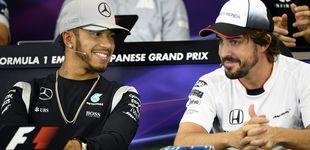 Post de Si quiere, si puede... ¿Es Fernando Alonso la mejor opción para Mercedes?