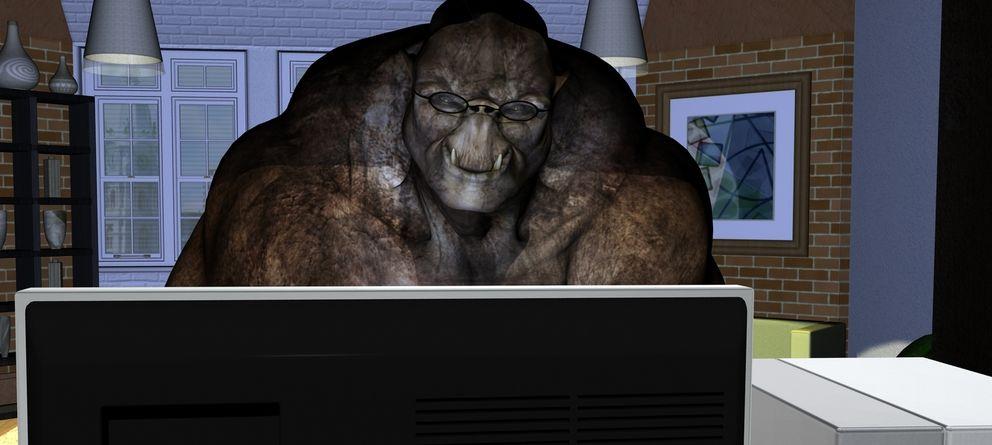 Foto: Los 'trolls' de internet son, en realidad, unos sádicos