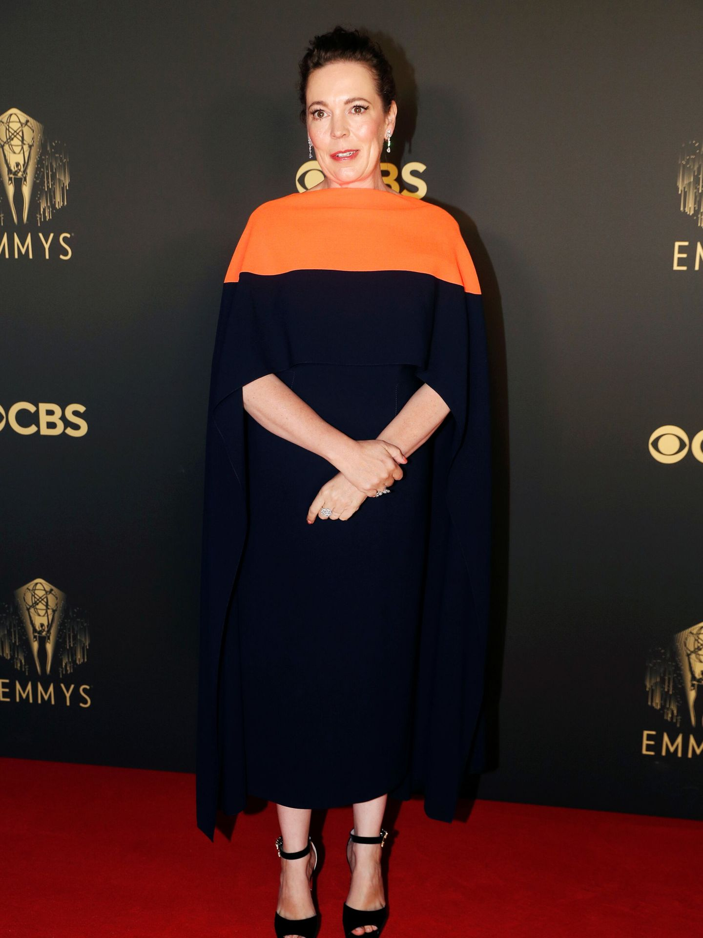 Olivia Colman. (Reuters)
