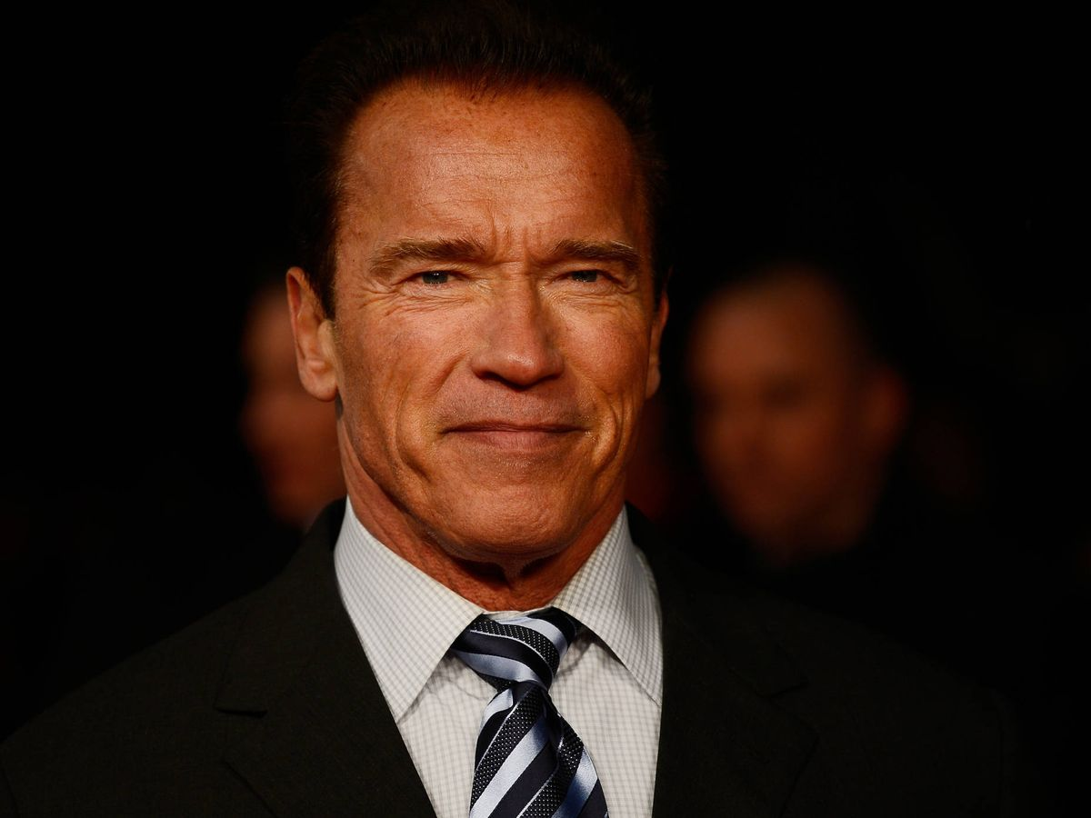 Foto:  Arnold Schwarzenegger. (Getty)