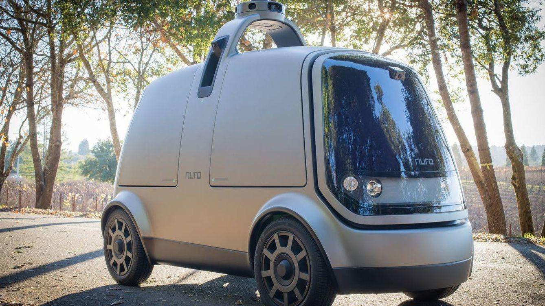 La idea de dos ex Google para entregar paquetes a domicilio se lleva 1.000 millones