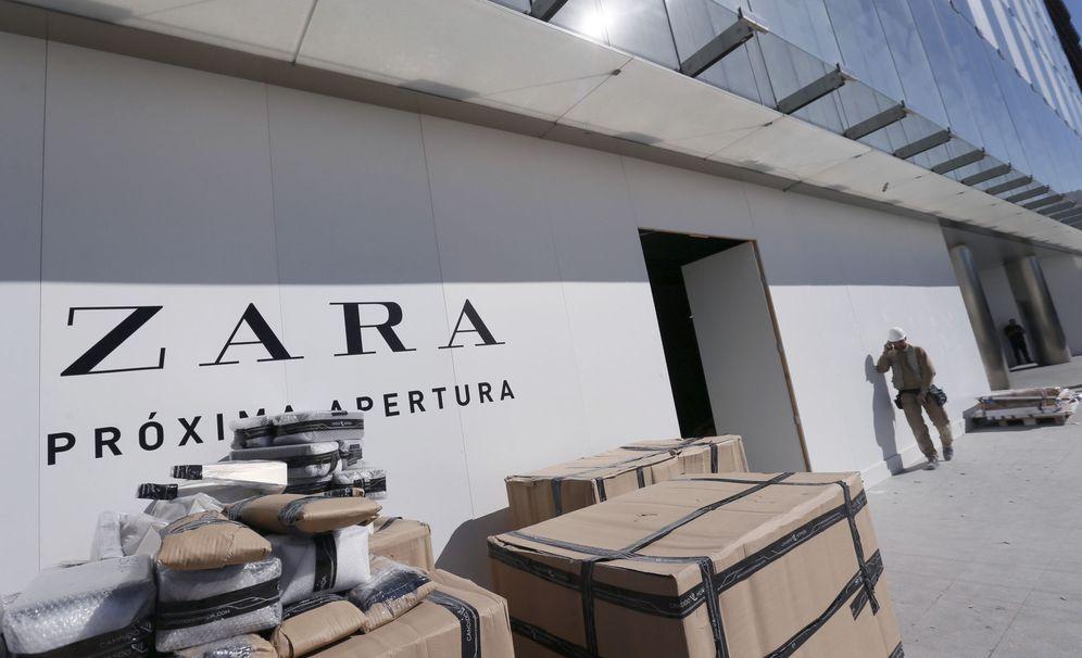 Foto: Una marca italiana impugnó el registro de Zara para productos de alimentación. (EFE)