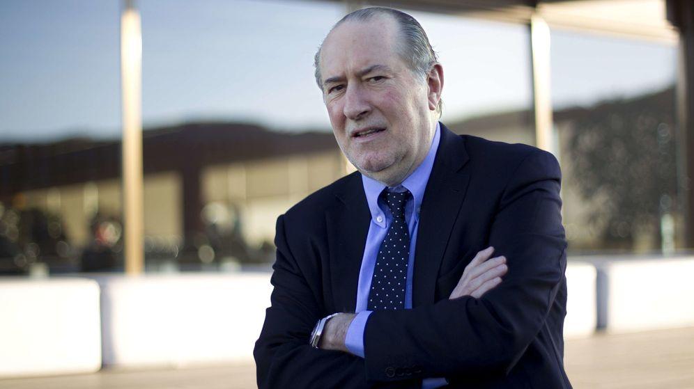 Foto: El economista José María Gay de Liébana, especialista en finanzas del fútbol. (EFE)