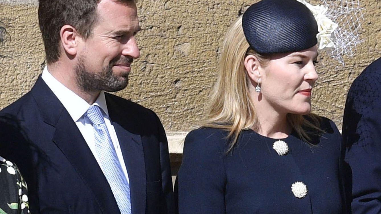 Peter Phillips, nieto de la reina Isabel, llega por fin a un acuerdo de divorcio con su ex