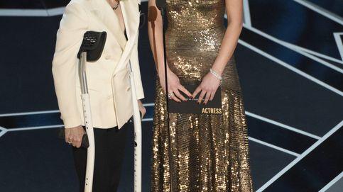 De las muletas de Jodie Foster a la pillada  de Jennifer Lawrence: lo que más nos gustó de los Oscar