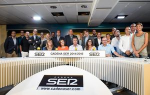 La SER mantiene su liderazgo ante el retroceso de Onda Cero y COPE