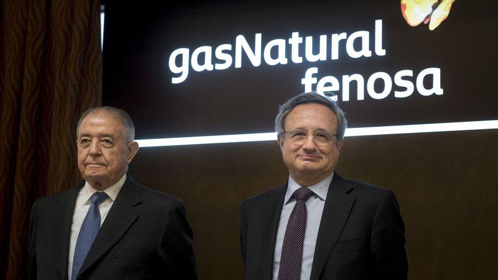 Caixa y Repsol cobrarán 3.605 millones en dividendos de Gas Natural hasta 2020