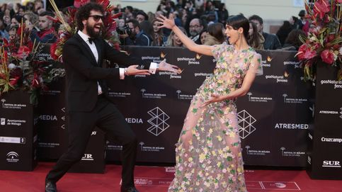 Los looks más espectaculares de la gala de clausura del Festival de Málaga